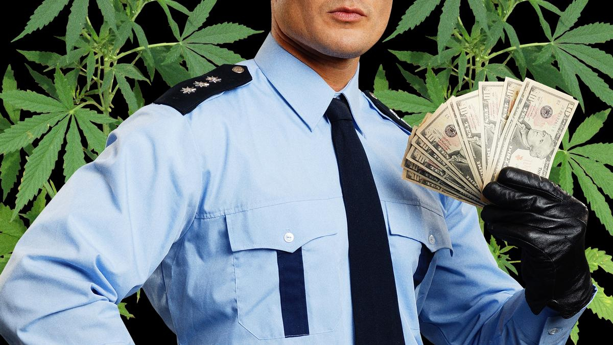 How Cops Could Cash in on Legal Weed in California